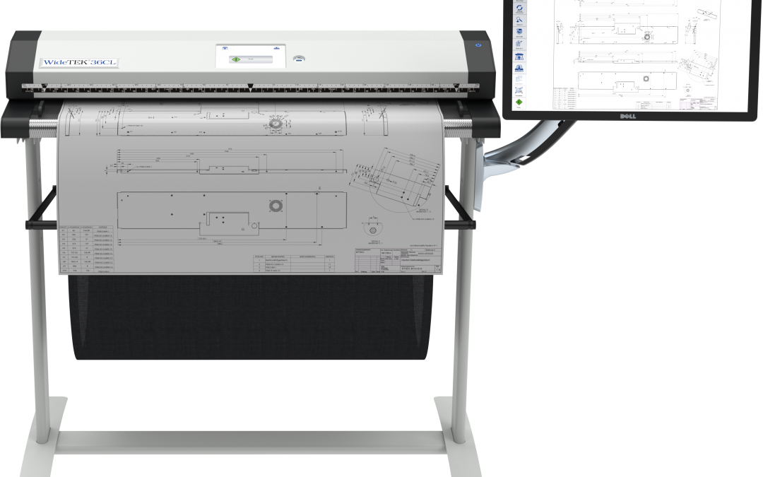 WideTEK 36CL Scanner