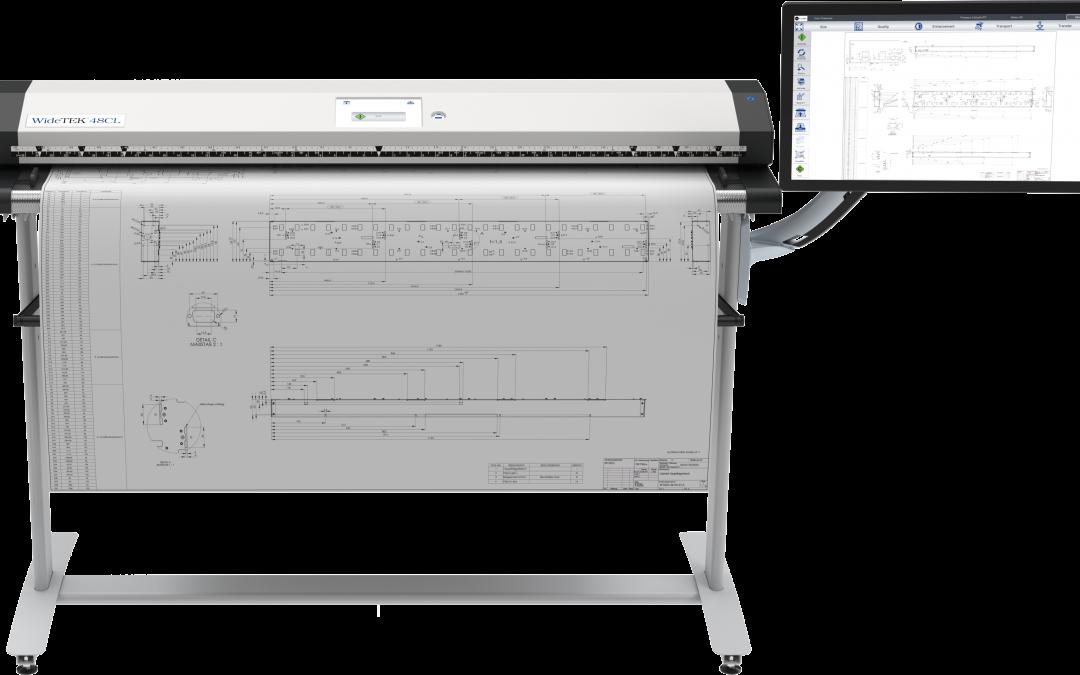 WideTEK 48CL Scanner