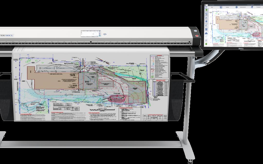 WideTEK 60CL Scanner